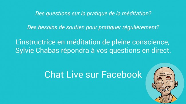 Evenement Chat Live Facebook petit bambou