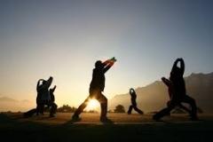 Stage Maroc Méditation Qi Cong