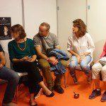 La mindfulness au salon Zen sur le stand Petit Bambou  